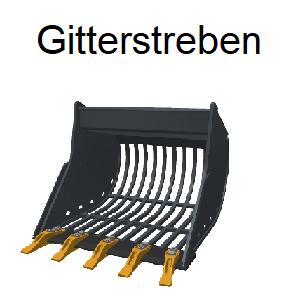 Gitterstreben