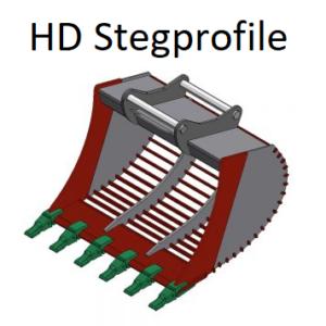 HD Stegprofile