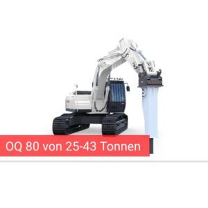 OQ80 von 25 - 43 Tonnen