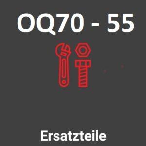 Ersatzteile OQ70-55