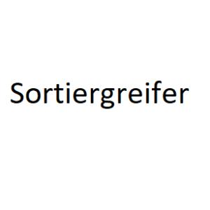 Sortiergreifer