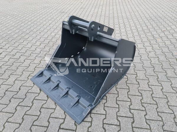 F5TL Tieflöffel mit Vorsteckmesser