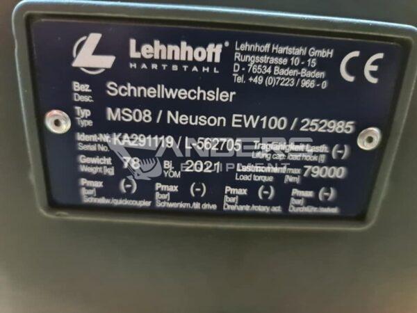 Schnellwechsler Original Lehnhoff MS08