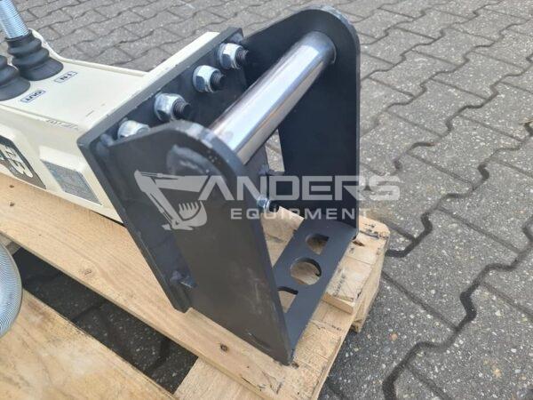BLTB40 - Baggerklasse: 0,8 - 2,5 t
